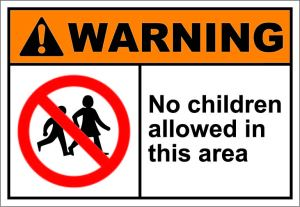 Question of the Day: Again I Ask, Why Shouldn't My Children Sit With Me In Church?