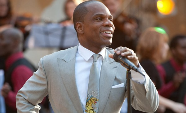 Kirk Franklin Fearless Tour Dates