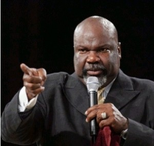 Video: Bishop TD Jakes – The Faith To Forgive Part 2