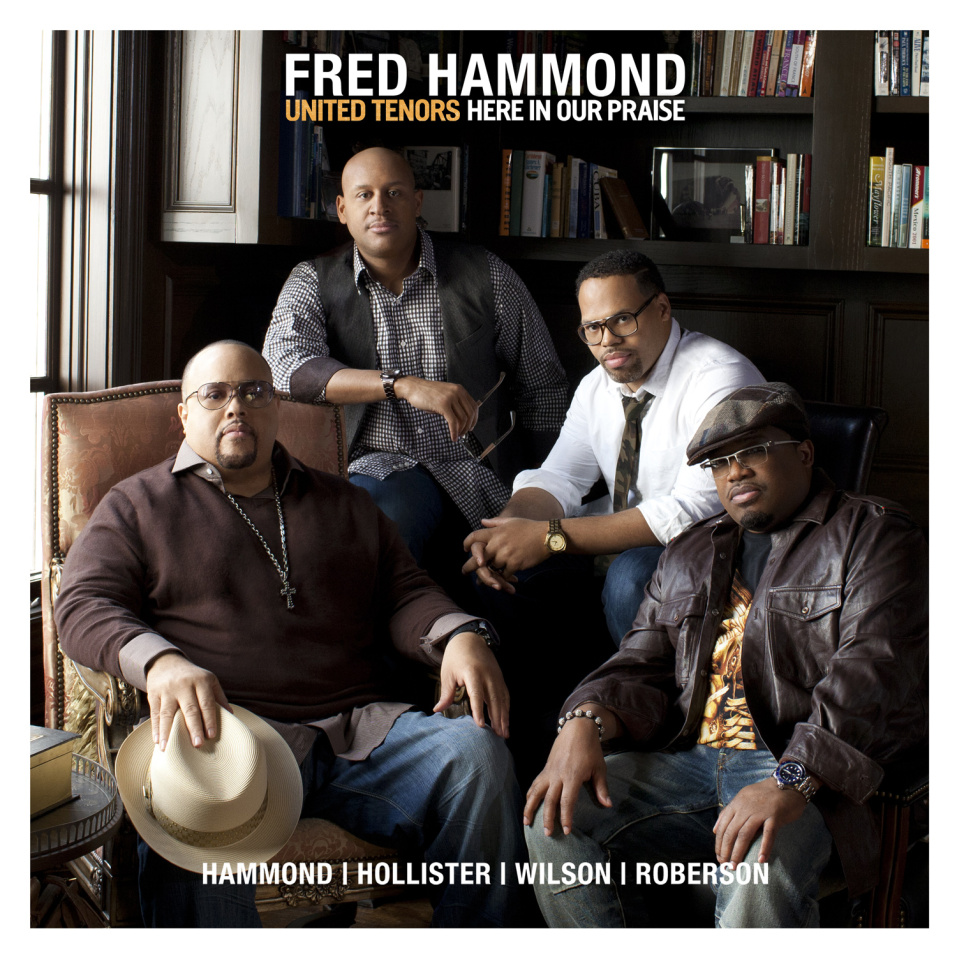 Fred Hammond and United Tenors – Here In Our Praise (Video)
