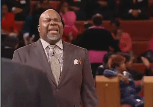 Video: Bishop TD Jakes – The Faith To Forgive Part 1