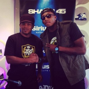 Lecrae Talks Preachers of LA, Church Clothes 2, and Groupies with Sway in the Morning (Video)