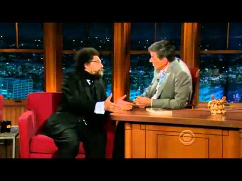 Dr. Cornel West Discusses Christianity With Craig Ferguson Late Late Show 11/05/2010