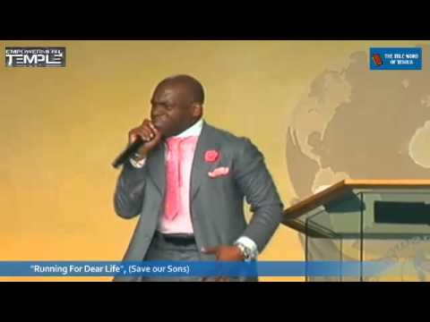 Dr. Jamal Bryant – I'm Tired of Talking (Video)