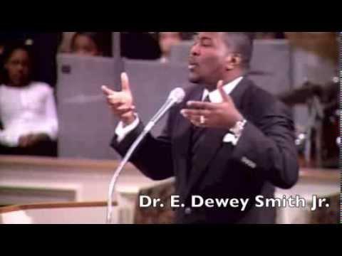 Pastor E. Dewey Smith, Jr. – God's Defense Attorney