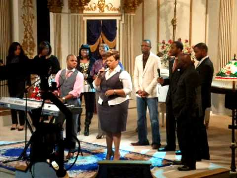 Kirk Franklin, Tamela Mann – Now Behold The Lamb (Live)