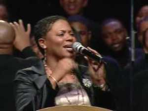 Benita Washington- Thank You (Video & Lyrics)
