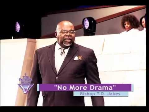 Bishop TD Jakes – No More Drama Palm Sunday 3/24/13 (Video)