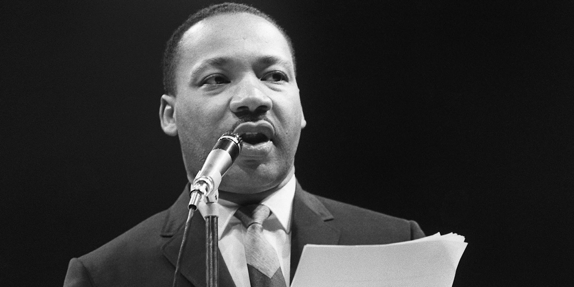 """But If Not"" Speech by Martin Luther King"