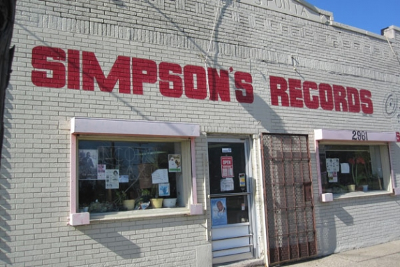 Simpson's Records Celebrates 50 Years in Business