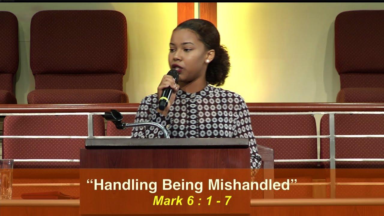'Handling Being Mishandled'