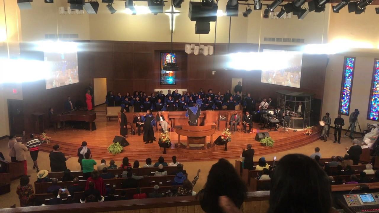 """Howard Gospel Choir – """" Great is Thy Faithfulness"""""""