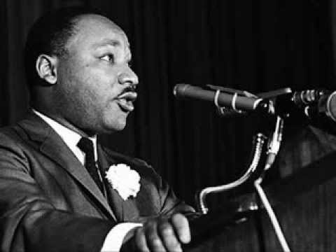 Martin Luther King The Three Evils of Society