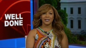 News One Now with Roland Martin: Erica Campbell Talks 'Well Done' And About Going Solo