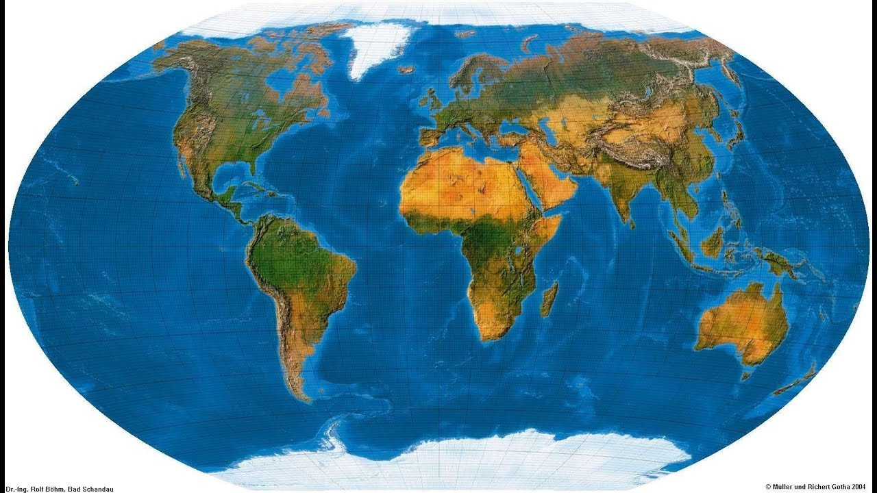 SPIRITUAL GEOGRAPHY AND TERRITORIAL RULERS