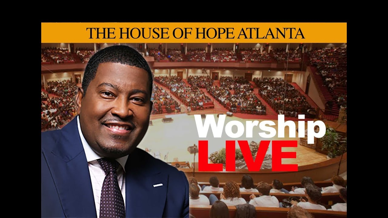 House of Hope Atlanta Worship Service – 06/10/18 @ 10:15am