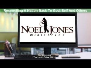 Bishop Noel Jones | I Believe His Promise