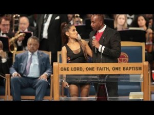 Bishop Charles Ellis III apologizes for embracing Ariana Grande – Livestream