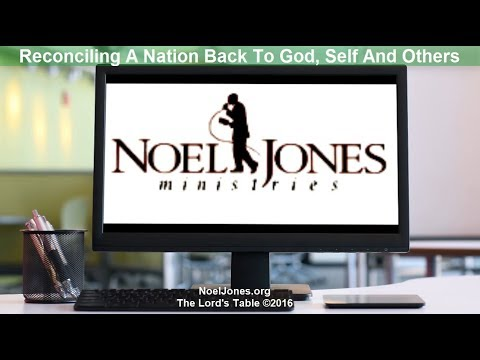 Bishop Noel Jones | The Living Water