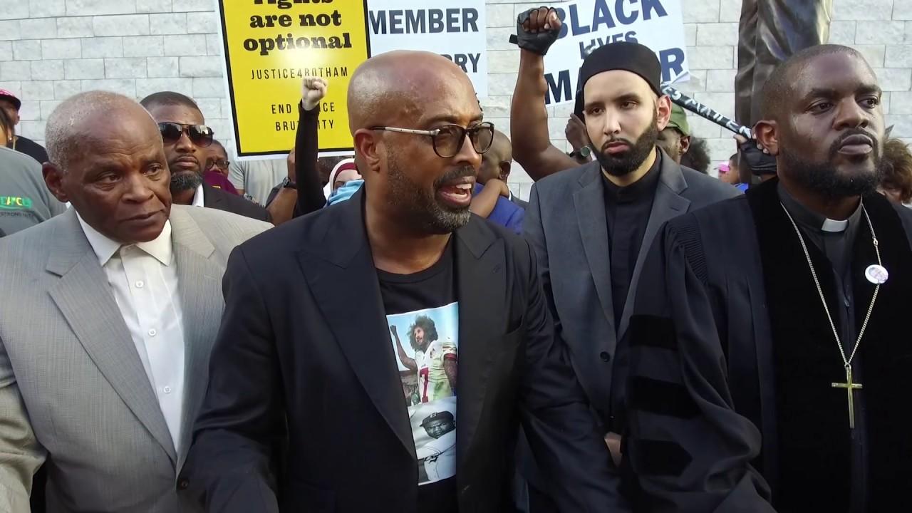 Dr. Freddie Haynes – March for Justice