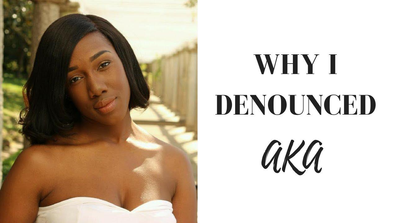 Why I denounced Alpha Kappa Alpha