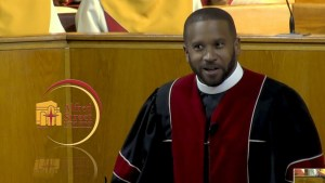 "October 7, 2018 ""The Foolishness of the Gospel"", Rev. Dr. Howard-John Wesley"