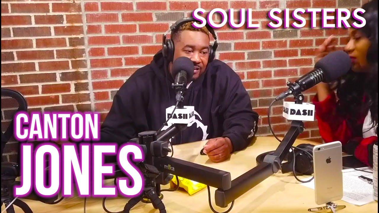 Canton Jones Talks Church Hypocrisy, Hip Hop Gospel + More