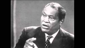 Paul Robeson: On the power of religion and organisation (Spotlight, ABC,1960)