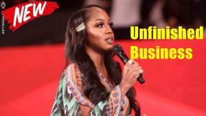 Sarah Jakes 2019 – #Sunday – Unfinished Business – TD Jakes – Jun 9, 2019