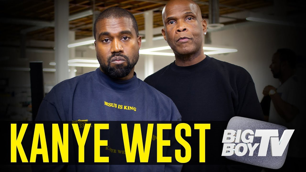 Kanye West on 'Jesus is King', Being Canceled, Finding God + A Lot More