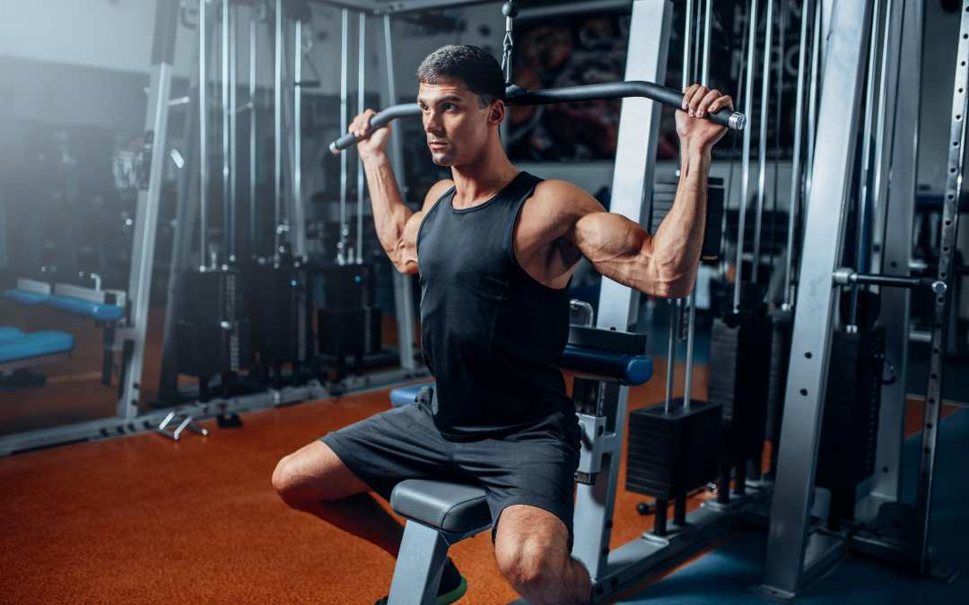 how to use weight machines