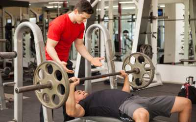 How To Safely Test For Your One-Rep Max
