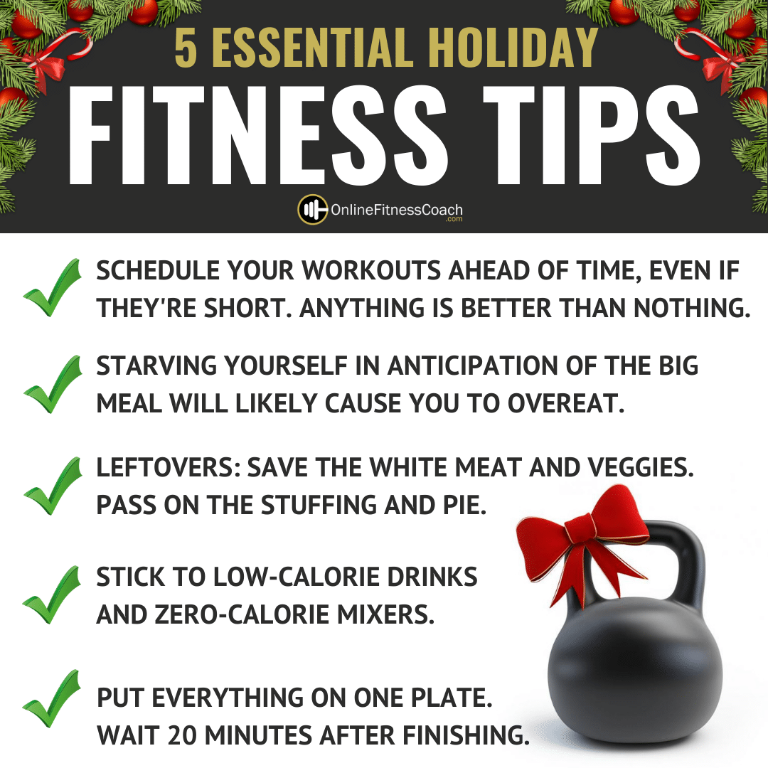 Holiday Fitness Tips