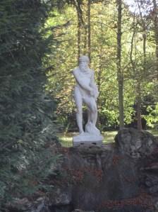 Chateau De Malmaison Garden