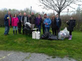 Great British Spring Clean 2019 - Sweyne Park