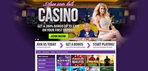 ヴィーナスポイントが使えるカジノについて