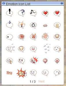 Ragnarok Emotes List