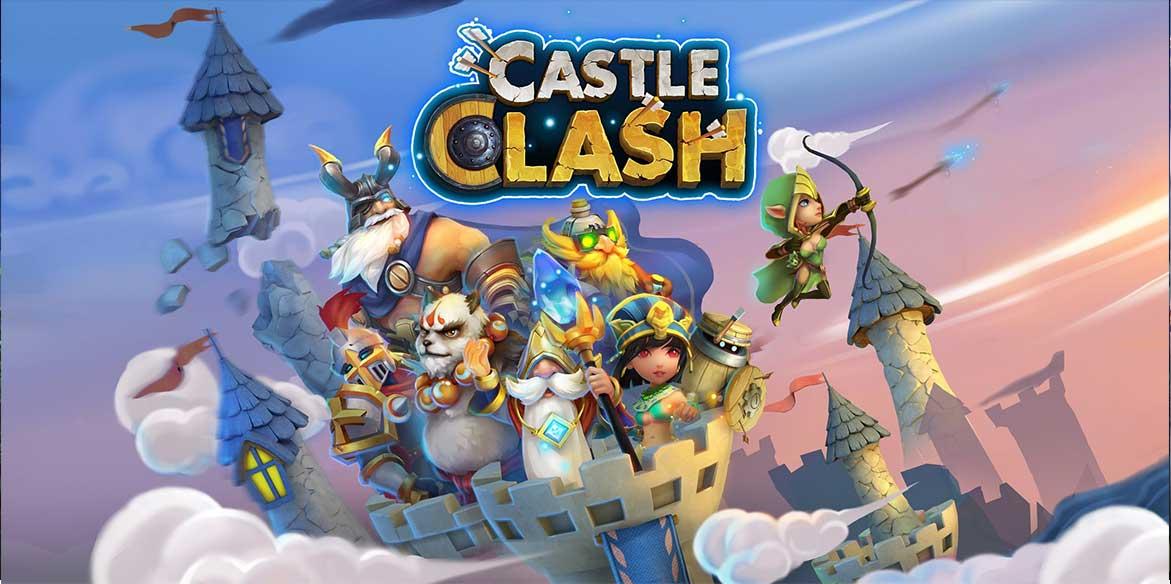 Castle Clash Online Games Todos Tus Juegos Online Para