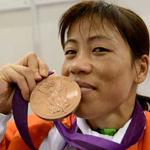 Indian Onlypic Winner Mery Kom