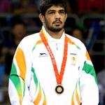 Indian Onlypic Winner Sushil Kumar