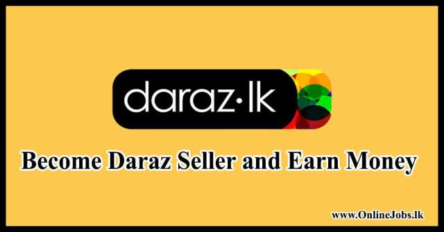Become Daraz Seller and Earn Money