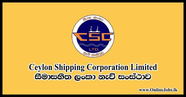 Ceylon Shipping Corporation Limited