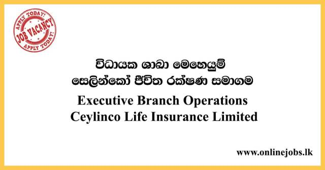 Ceylinco Life Insurance Limited