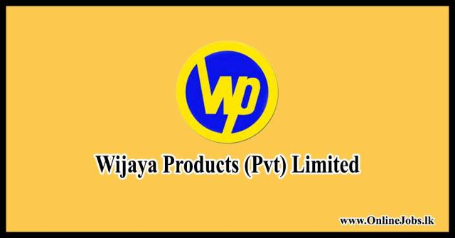 Wijaya Products (Pvt) Limited
