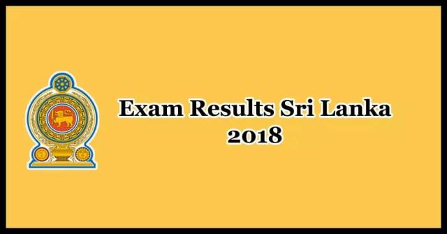 exam-results-sri-lanka-2018