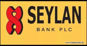 Seylan Bank PLC Jobs Vacancies