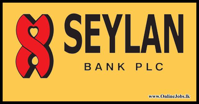 Seylan Bank PLC Jobs Vacancies