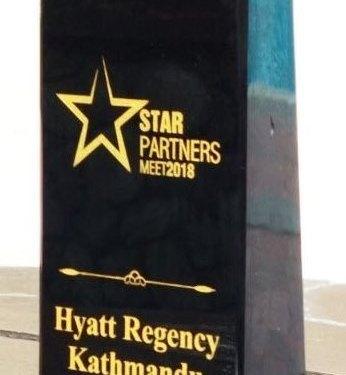Hyatt Regency Kathmandu Bags Makemytrip Awards