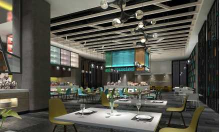 Aloft Hotels Debuts in Shanghai