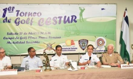 CESTUR ANNOUNCES FIRST GOLF TOURNAMENT TO STRENGTHEN PROGRAM FOR THE BENEFIT OF MINORS IN TOURIST AREAS